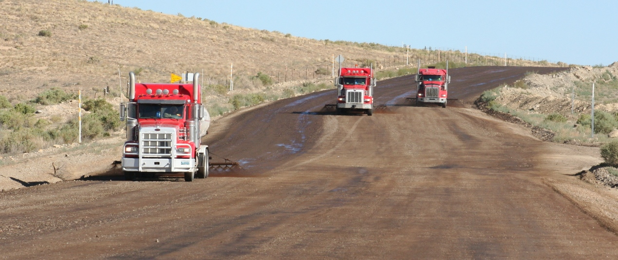 mining dust control