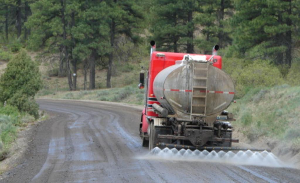 road stabilization