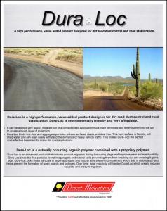 Dura Loc Brochure
