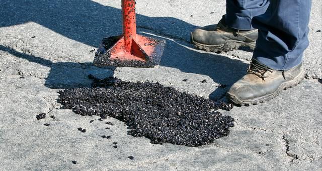QPR Pothole Patch